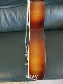 Hofner GuitarHybridVintage 1960ArchtopElectro-acousticExcellent condition