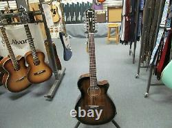 Ibanez AEG5012-DVH 12-String Acoustic Electric Guitar Mint with TAGS