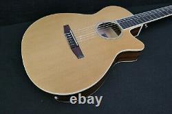 Ibanez AEG7TN NT Cutaway Classical THIN 6-St. Acoustic Elect. Guitar NYLON ST