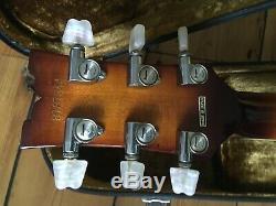 Ibanez Artist 2629 335 Semi Acoustic Guitar Japan 1978 + Original Case Mexicolas