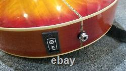 Ibanez Rare 1994 Charleston Acoustic Electric Thinline Jazz Guitar CR100E CS