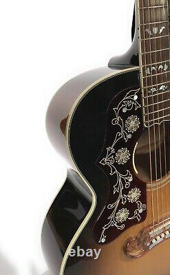 Last One New Gibson Bob Dylan SJ-200 Player's Edition 2016 with case