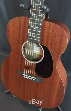 Martin 000-10E Sapele Auditorium Acoustic-Electric Guitar with Case