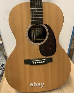 Martin 00LX1AE 00 Shape Electro-Acoustic Guitar Slope Shoulder Great Condition