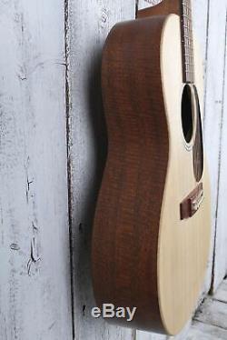 Martin 00L-X2E Grand Concert Sloped Shoulder Acoustic Electric Guitar w Gig Bag