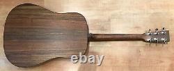 Martin D-16E Burst Acoustic Electric Guitar Sunburst