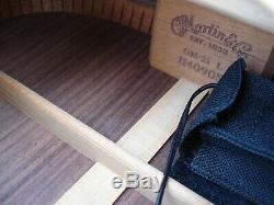 Martin OM-21 L Lefty Left Handed Acoustic Electric Guitar LR Baggs iMIX
