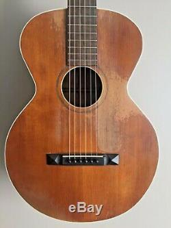 Mid 1920's Vintage Gibson L0 / L1 Acoustic Guitar