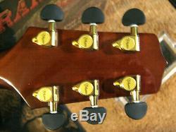 NICE Takamine EG363SC Dreadnaught Acoustic Electric Guitar Floor Display