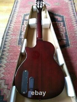 New Nylon String Electro/Acoustic Guitar Top Solid spruce