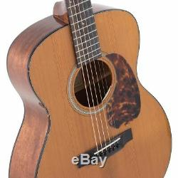 New Recording King RO-T16 Torrefied Solid Adirondack Spruce Top Acoustic Guitar