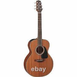 New Takamine GX11ME-NS Taka-Mini 3/4 Size NEX Acoustic Electric Guitar with GigBag