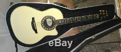 OVATION LEGEND 1867 USA Acoustic Electric Guitar with Case 1989