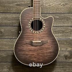 Ovation C2059AXP2-5S Exotic Wood Legend 12-String Acoustic Electric Guitar with Gi