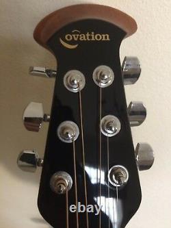 Ovation Celebrity Acoustic/Electric Guitar CC44S-AB