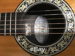 Ovation Custom Balladeer 1621 acoustic-electric Guitar Early 1980s, SKB Hard Case