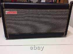 Positive Grid Spark 40, Acoustic / Electric Guitar Amplifier-opened only to test