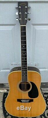 Pre-Owned Takamine 6 string guitar EF 360S W Case