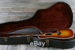 Rare! Taylor 810-C 1989 Sante Acoustic/Electric Guitar One-Off Sunburst + Case
