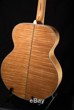 SIGMA Gitarre GJA-SG200-AN + Fishman Soniton SIGMA GUITARS JUMBO-FORM 1. Wahl