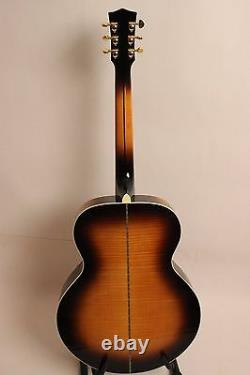 SIGMA Gitarre GJA-SG200+ +Fishman Soniton TA SIGMA GUITARS JUMBO-FORM AUSSTELLER