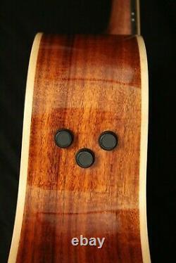 SIGMA Gitarre / GUITARS GK2CE+ in Koa +Fishman Flex Plus Grand-FORM NEU/NEW