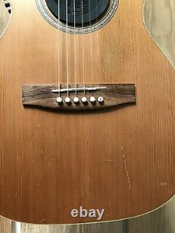 Seagull Grand Parlour Electro Acoustic Guitar