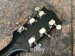 Shaftesbury LP Style Custom Electric Guitar