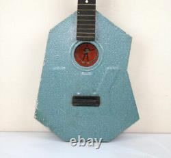 Soviet Electric guitar bass acoustic semi-acoustic guitar ZHITOMIR 6 strings