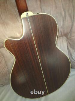 TAKAMINE NP-65C Acoustic Electric Classical Guitar with Cutaway