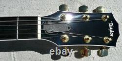 TAYLOR T5-C2 Custom KOA Top Acoustic Electric Guitar w Orig Hardshell Case EXC
