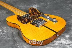 TL Electric Guitar HS Anderson Mad Cat Vintage Good Hardware Pickups Finish