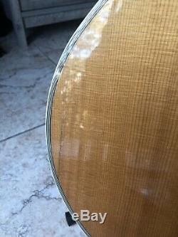 Tacoma JK-50CE4 Acoustic/Electric Guitar