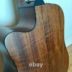 Takamine EF340SCO Electro Acoustic Guitar. In Takamine Hardcase. Ltd Edition Run