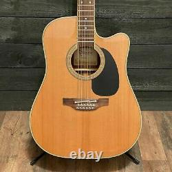 Takamine EF400SC TT 12 String Dreadnought Acoustic-Electric Guitar with Case