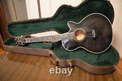 Takamine EF 591 ME 1984 MIJ Acoustic-Electric Very unique prototype guitar