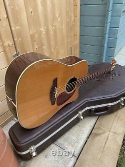 Takamine Ean15cx Electro Acoustic Guitar Cool Tube Pre Amp