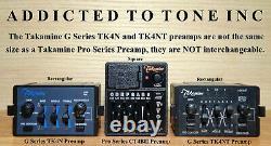 Takamine Pro Series CT4BII CT4B2 Preamp NEW with WARRANTY / Authorized Dealer