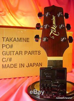Takamine TK-40B BASS G Series Acoustic BASS Guitar preamp NEW Latest Revision