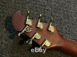 Tanglewood semi acoustic guitar TMO 10n