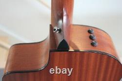 Taylor 114ce Grand Auditorium Walnut/Spruce acoustic-electric guitar