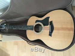 Taylor 114e Grand Auditorium Acoustic Electric Guitar with original Taylor Gig Bag