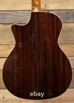 Taylor 2011 814ce Acoustic/Electric Guitar Natural with Case Good Condition