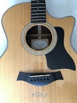 Taylor 300 Series 314ce Grand Auditorium Acoustic/Electric Guitar With Hard Case