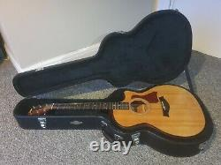Taylor 314ce Electro-Acoustic Guitar with Hard Case (Excellent Condition)