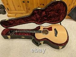 Taylor 512ce 12 Fret Acoustic/Electric Guitar withOriginal Deluxe Hardshell Case