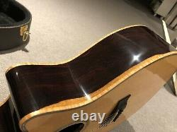 Taylor 714-CE-LTD RARE LIMITED EDITION GUITAR COCOBOLO Nicer Than Any 814 GA