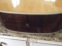Taylor 810 acoustic electric guitar with L R Baggs I Beam Active System pickup