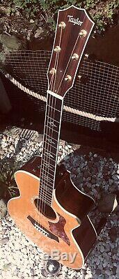 Taylor 814ce Acoustic/Electric Guitar 2005, MintCondition