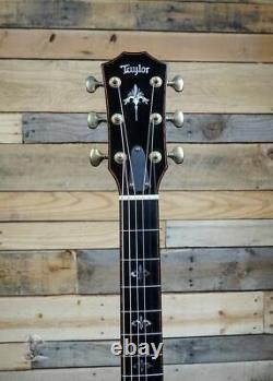 Taylor 914ce X-Brace Acoustic/Electric Guitar Natural with Case Excellent Conditi
